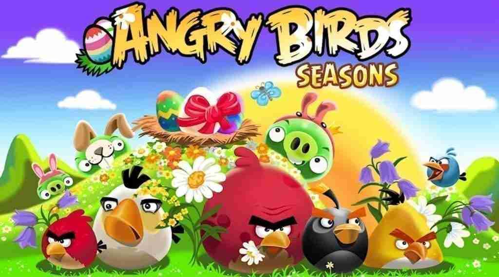 Versiones de Angry Birds