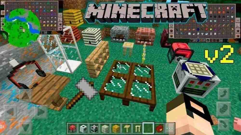 Lo que aprendes con Minecraft
