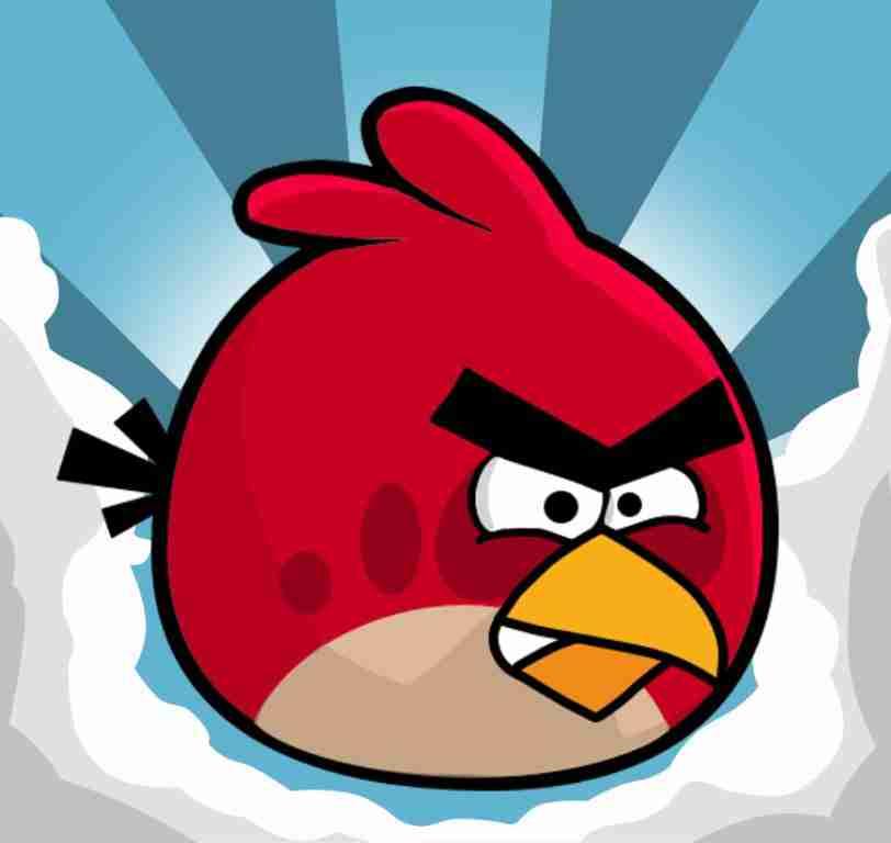 Personajes de Angry Birds