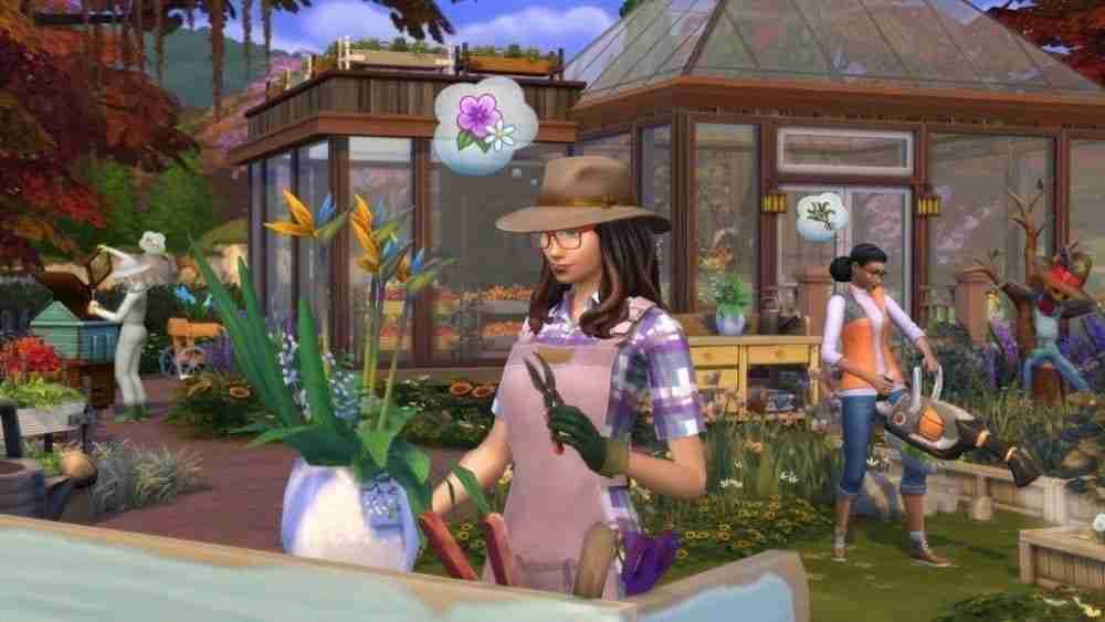 Adquirir habilidades en los Sims 4