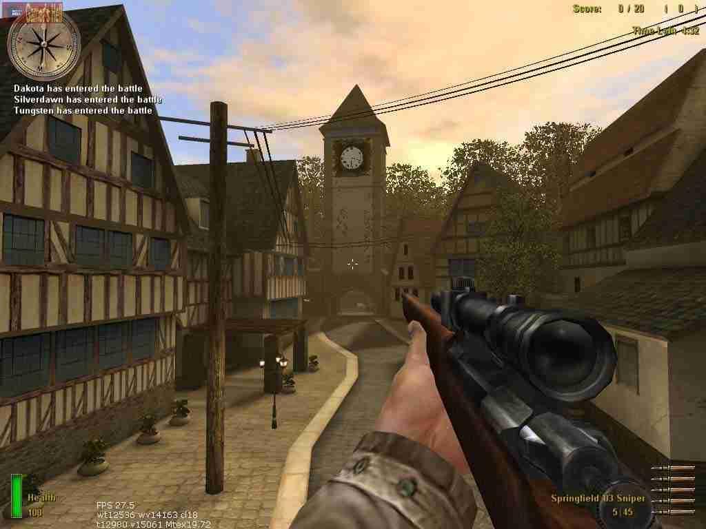 Lo que mejor recuerdo del juego Medal Of Honor