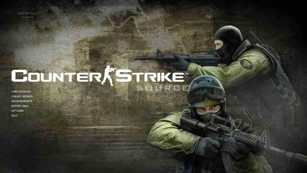 Versiones de Counter Strike